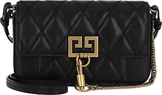 Givenchy Cross Body Bags - Mini Pocket Bag Diamond Quilted Leather Black - black - Cross Body Bags for ladies