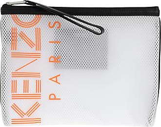 Kenzo Pochette - Pouch White - white - Pochette for ladies