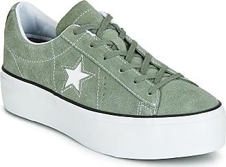 19e6d32e8f0 Dames One Star Platform Licht grijs. Verzending: gratis. Converse Lage  Sneakers ONE STAR PLATFORM SEASONAL COLOR OX