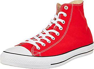 7e75337a6d4d82 Converse Unisex-Erwachsene Chuck Taylor All Star Hi Sneaker Rot (Red 600) 54