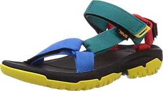 Teva Hurricane XLT2, Womens W Hurricane XLT2 Open Toe Sandals,Multicolored (90s Multi Smu),7 UK,40 EU