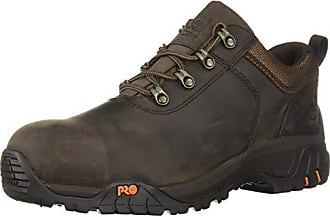 Timberland Mens Outroader Oxford Composite Toe Industrial Boot, Brown, 8.5 W US