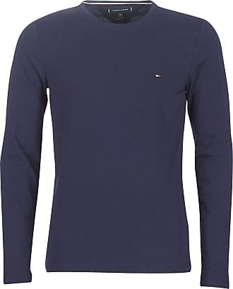 c69ace49870c6 T-Shirts Manches Longues Tommy Hilfiger pour Hommes : 50 Produits ...