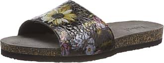 Think Womens Shik_484590 Closed Toe Sandals, (Sz/Kombi 09), 6 UK