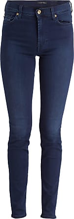 7 For All Mankind Skinny Jeans - SLIM ILLUSION LUXE RICH INDIGO