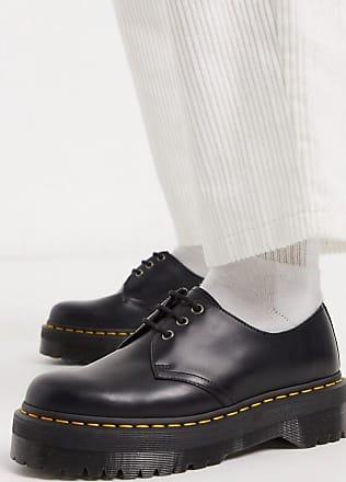 Dr. Martens 1461 quad 3 eye shoes in black