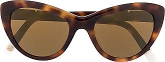 Vuarnet Óculos de sol gatinho - Marrom