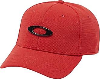 7523aa5ced7 ... new zealand oakley mens tincan cap red black l xl 5b67a 79579