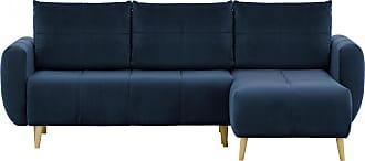 SLF24 Globe Corner Sofa Bed-Velluto 11