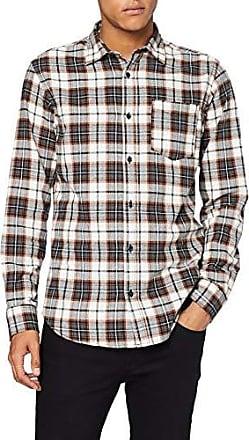 JACK /& JONES Jorholden Shirt LS Camicia Uomo
