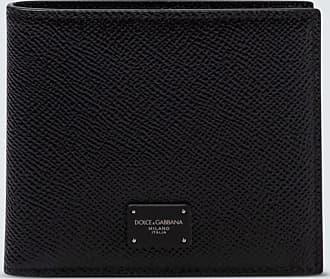 Dolce & Gabbana Portemonnaie aus Leder