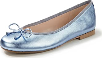 Gerry Weber Ballerina pumps in fine kidskin nappa leather Gerry Weber blue