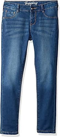 7ac7411b0416a Crazy 8 Girls Big Basic Jegging Pants, Medium wash Denim, 10