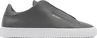 Axel Arigato Clean 90 Zip Sneaker - Grey Leather
