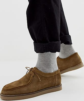 Topman lace up shoe in tan