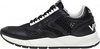 Voile Blanche Herren Leder und Mesh Sneakers - 42 | black | nylon - Black/Black