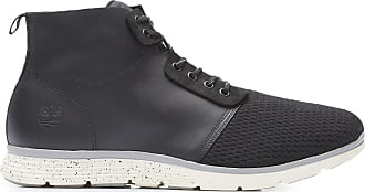 Timberland BOTA MASCULINA KILLINGTON FABRIC AND LEATHER CHUKKA - PRETO