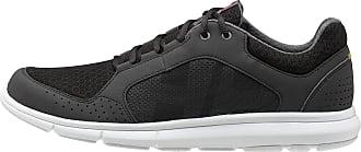 Helly Hansen Mens Ahiga V4 Hydropower Boating Shoes, Black (Jet Black/White/Silver Grey 991), 11 UK 46.5 EU