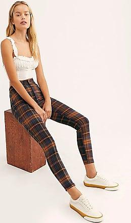 Free People Belle Printed Skinny Pants by Free People