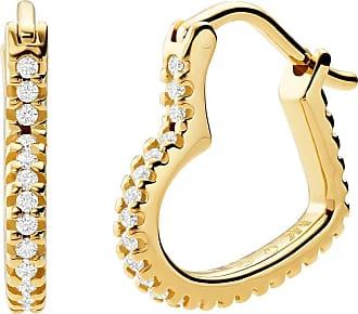 Michael Kors Kors Love Earring Gold