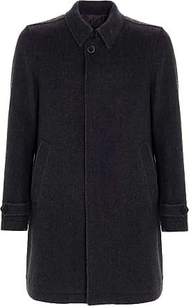 Herno Fashion Man CA0117U332659480 Grey Wool Coat | Fall Winter 20