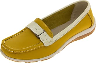 Footwear Studio Coolers Womens Melon Suede Casual Loafers Summer Shoes UK 8