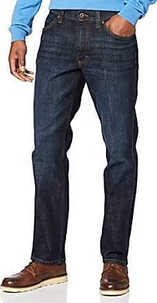 Azul Mustang Chicago Short Pantalones Cortos W33 para Hombre Medium Bleach 313 Talla del Fabricante: 33