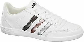 Grau Damen Wie Neu Sneaker 38 Vl Adidas Hoops Weiß Lachs Low