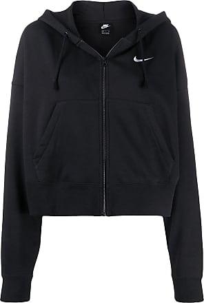 Nike Kapuzenjacke im Oversized-Look - Schwarz