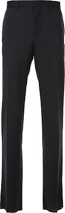 Cerruti jacquard tailored trousers - Black