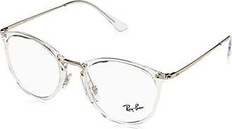 Ray-Ban Unisex-Erwachsene Brillengestelle 0RX 7140 2001 51 Transparent 37b34aeeda