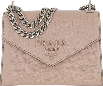 343f80d881759e Prada Monochrome Crossbody Bag Medium Cipria Umhängetasche beige