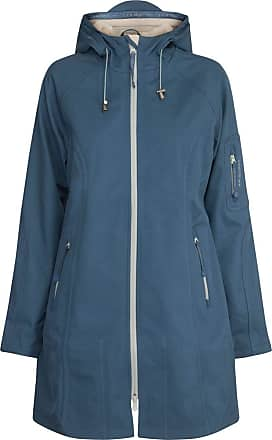 Ilse Jacobsen Ilse Jacobsen Women 3/4 Raincoat Rock Blue