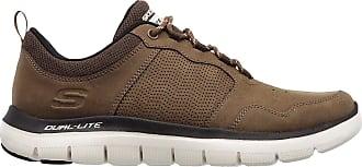 Skechers 52124-CHOC BROWN Size 40