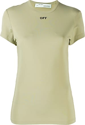 Off-white Off T-shirt - Verde