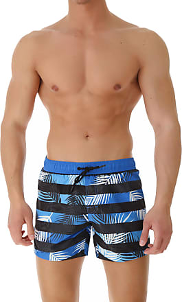 Dirk Bikkembergs Swim Shorts Trunks for Men On Sale in Outlet, Turchese, polyester, 2019, L S XL