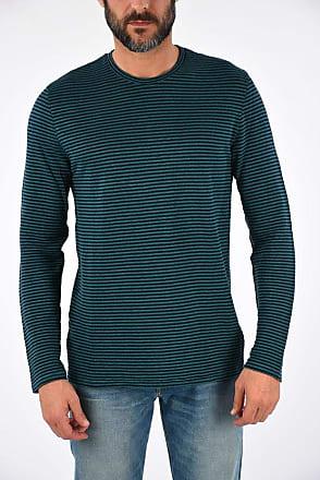 Roberto Collina Cotton Linen Striped Sweater size 52