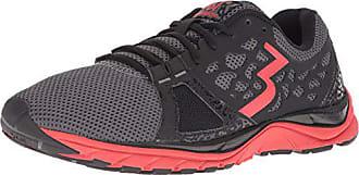 361° Mens 361-POISION Running Shoe, Castlerock/Risk red_0831, 8.5 M US