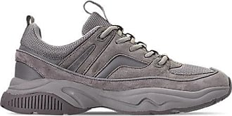 SNKR Project Mens SNKR Project Union Casual Shoes, Grey