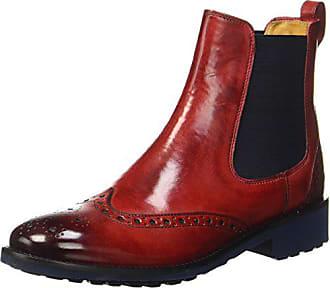 a6db7a8242b78e Melvin   Hamilton Damen Amelie 5 Chelsea Boots Rot (Red) 40 EU