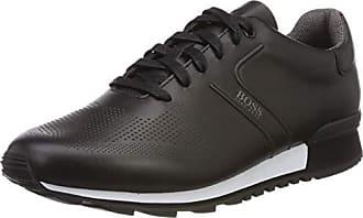 ffa9bf29670e43 BOSS Parkour_Runn_ltls, Sneakers Basses Homme, Noir (Black 001), 42 EU