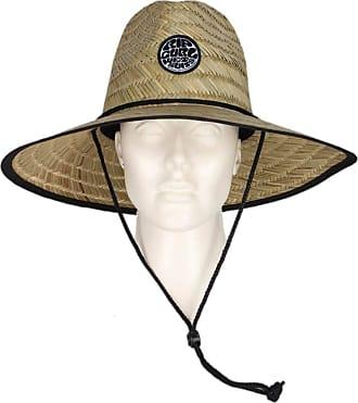 Rip Curl Chapéu palha Rip Curl Wetty Straw Hat - Preto - UNICO