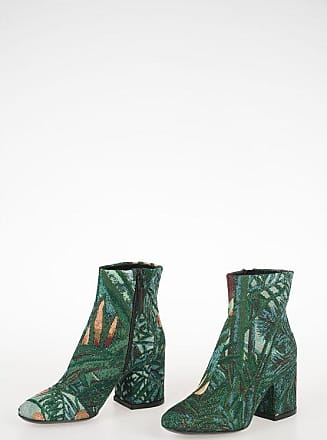 Kenzo 7cm Printed Ankle Boots Größe 37