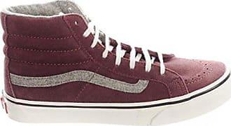 40dee92723 Vans Sneaker High SK8 HI Slim Red Mahog Bordeaux, Schuhgröße:39