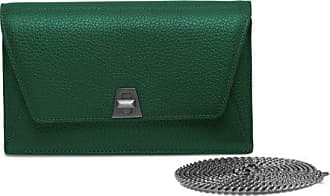 MQaccessories Envelope in cervocalf leather