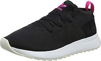 free shipping 8effa eb3c5 adidas Damen FLB Mid Hohe Sneaker schwarz, 36 23 EU