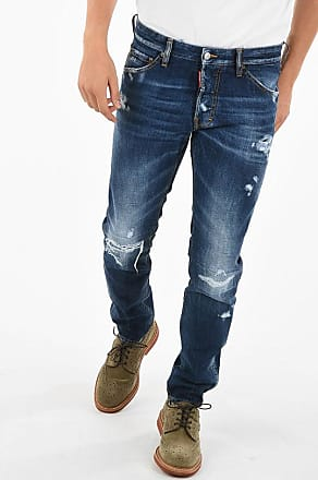 Dsquared2 16cm Stonewashed COOL GUY Jeans Größe 54