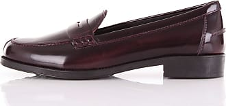 Tod's Mocassini Burgundy