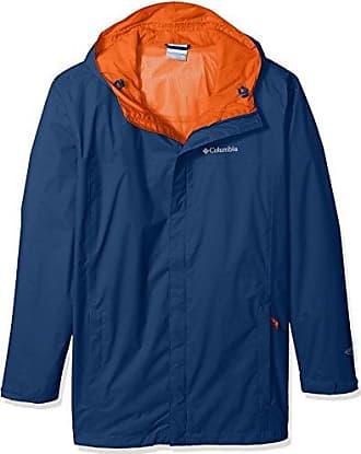Columbia Mens Big and Tall Watertight Ii Big & Tall Jacket, Carbon, 3X