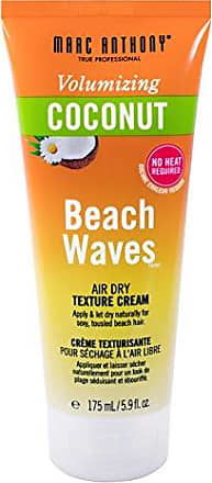 Marc Anthony Coconut Beach Waves Texture Cream 5.9 Ounce (175ml) (2 Pack)